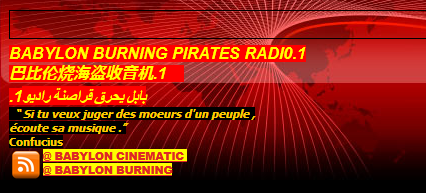 BABYLON BURNING PIRATES RADI0.1